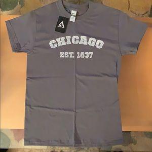 LA POP ART Chicago T-Shirt